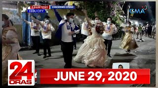 24 Oras Express: June 29, 2020 [HD]