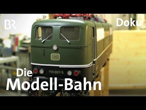 DB Museum Nürnberg: Heikler Auftrag | Zwischen Spessart und Karwendel | BR