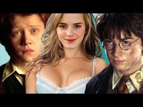 Hermione has a sex spell on her - 4 5