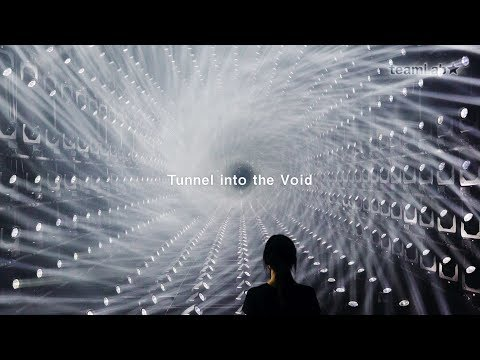 Tunnel into the Void