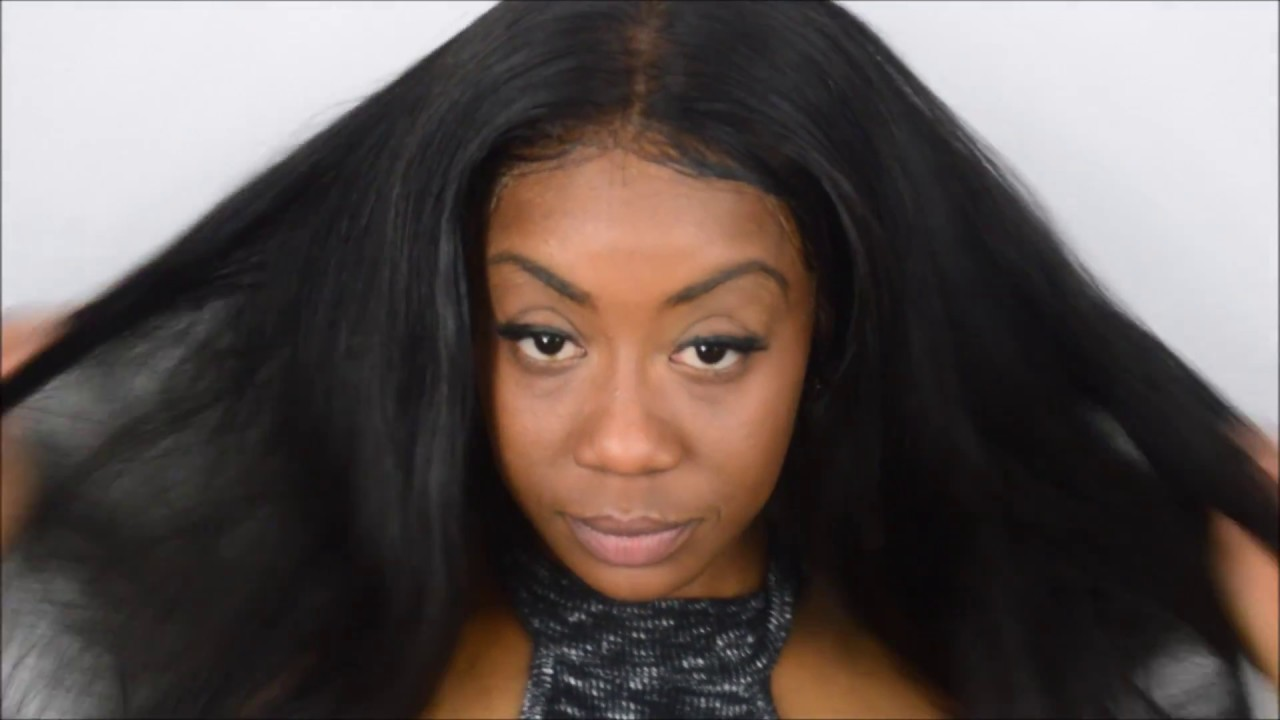 How To Make Baby Hairs Look Natural Realistic Youtube