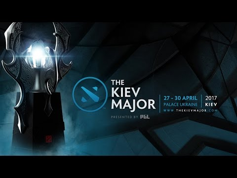 The Kiev Major - Group Stage - Day 1