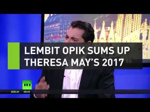 Lembit Opik sums up Theresa May's 2017