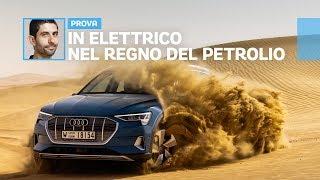 """Audi e-tron, ecco come va la prima elettrica """"normale"""" tedesca"""