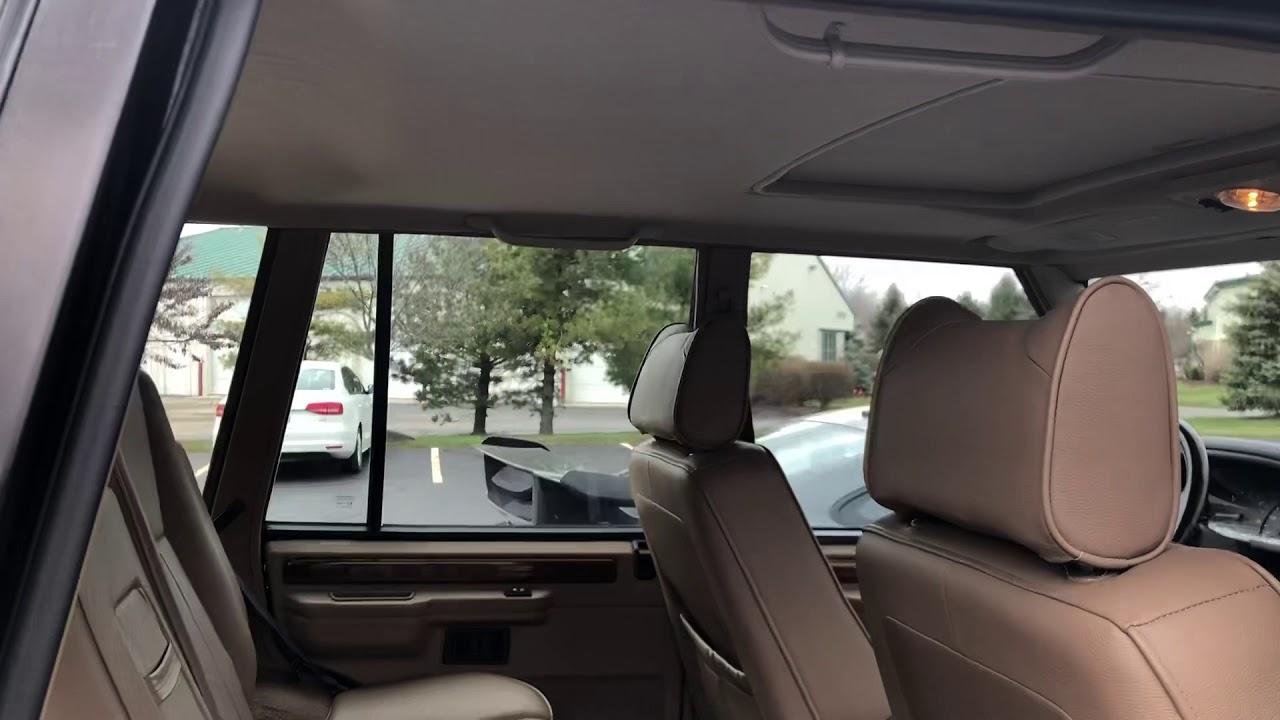 1995 range rover classic interior 2 youtube - Range rover classic interior parts ...