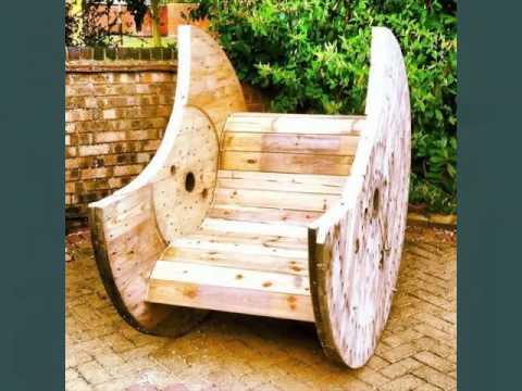 Pallet Furniture Ideas - Picture Set | Pallets Benches