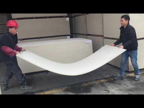 Foshan Olar Co , Ltd 6mm Fiber Cement Board Test Flexibility
