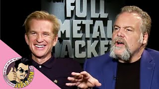 FULL METAL JACKET - 30th Anniversary Interview (2017) with Matthew Modine and Vincent D'Onofrio