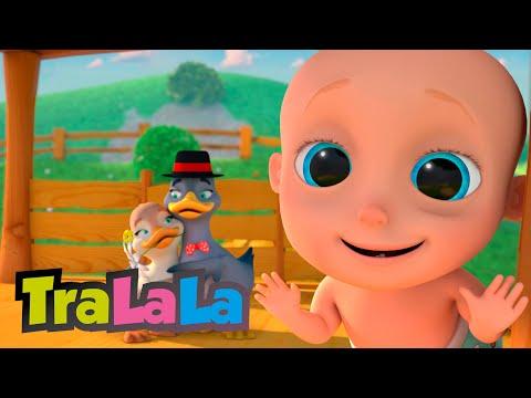 Bebe si ratustele – Cantece pentru copii | TraLaLa – Cantece pentru copii in limba romana
