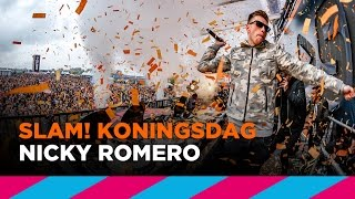 Nicky Romero (Full live-set) | SLAM! Koningsdag 2017