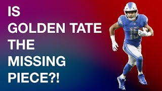 EAGLES FILM ROOM | IS GOLDEN TATE THE MISSING PIECE?!