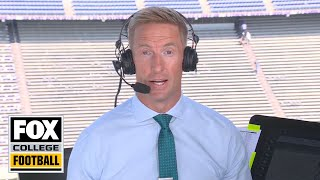 In the Booth | Week 2 | CFB ON FOX
