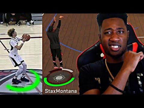 NOTHING BUT GREENS LIVE ON STEAM! PULLING HALF COURT LAMELO BALL SHOTS! - NBA 2k17 MyPark