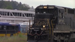 NS 8730 After Traction Motor Failure