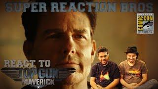 SRB Reacts to Top Gun: Maverick - Official Trailer