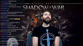Spoopy Builds for Shadow of War. Wearing Nazgul Masks and Replaying Story Missions