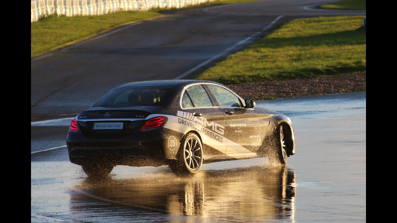 Mercedes benz world amg driving experience quantum tuning for Mercedes benz driving experience