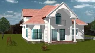 Repeat youtube video Proiect Casa Malina | Proiecte Case cu Mansarda
