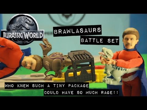 Brawlasaurs - So Tiny but so Angry!