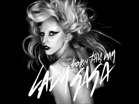 Lady Gaga - Born This Way Official Instrumental With Backing Vocals