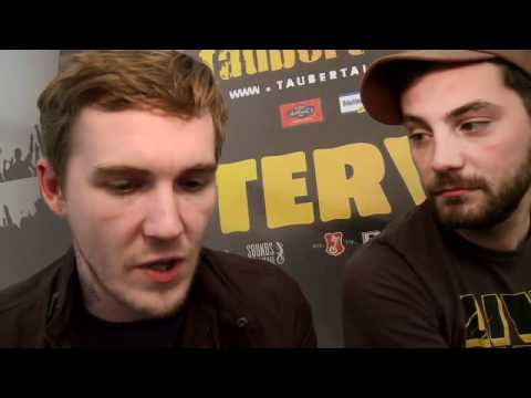 Interview Gaslight Anthem