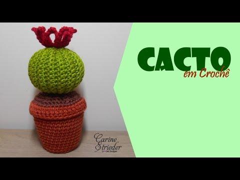 Crochet Cactus Amigurumi Pattern - Sir Purl Grey   360x480