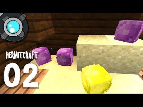 HermitCraft 6: 02 | New Minecraft GEMS!