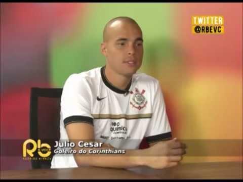 JULIO CESAR, Goleiro do Corinthians