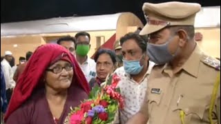 65-Year-Old Indian Woman Returns Home After 18 Years In Pak Jail