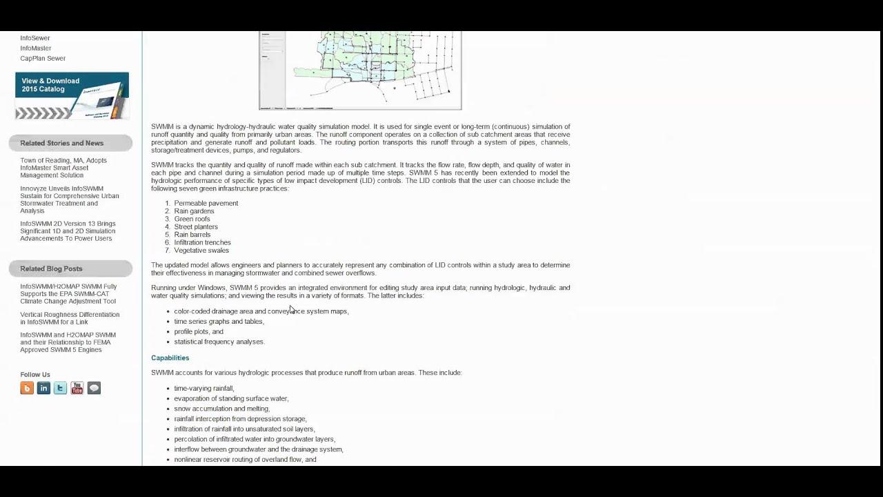 "7 epa swmm v. 5. 0 bmp template""rainwater harvesting configuration."