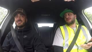 Driving Test Part 3 with @LOVE4DA_INK @STEVOTHEMADMAN1
