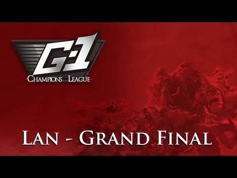 Alliance vs LGD - G-1 League 2013 playoffs - Final, game 1