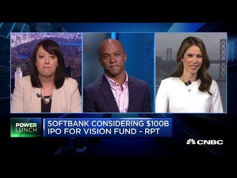 SoftBank has been throwing money around: WSJ reporter Liz Hoffman