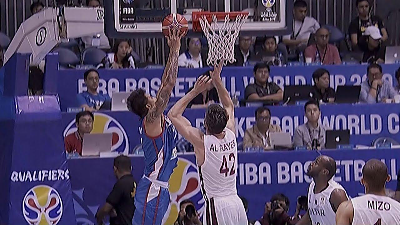 Highlights: Philippines vs. Qatar | FIBA World Cup 2019 Asian Qualifiers