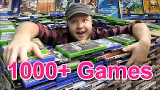 UNBOXING MASSIVE EBAY HAUL!! Ps2/Xbox Games