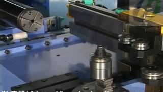 """HANJIE"" CNC Tube Bender Made in Taiwan"