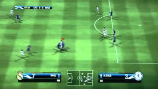UEFA Champions League 2006-2007 Gameplay