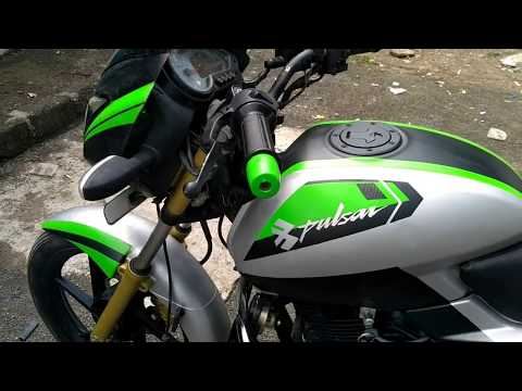 Cheap |Bajaj pulsar 150 modified | yes it's a pulsar 150 modified pulsar |bras motors