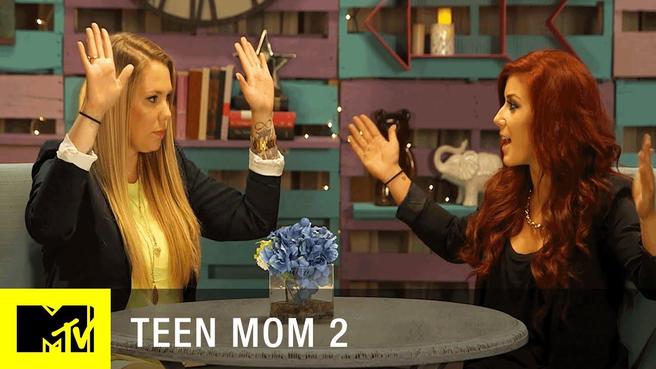 Teen Mom 2 Season 6  Tell-All Chelseas Battle W Adam -6415