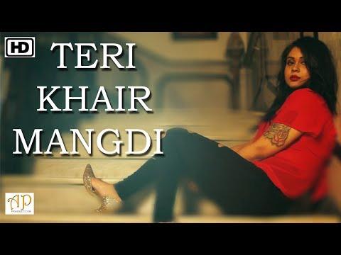 Teri Khair Mangdi   Cover By Aishwarya    Rearranged By Pijush Chakraborty