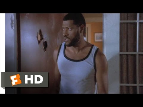 Boyz n the Hood (1/8) Movie CLIP - Home Invasion (1991) HD