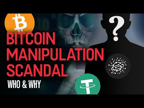Incoming BTC Manipulation Scandal! Who's Doing It & Why?