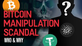 Incoming BTC Manipulation Scandal! Who