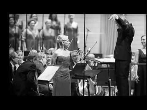 Virpi Räisänen & Natalie Dessay - Debussy: La Damoiselle élue - LIVE Turku 2013