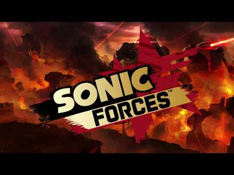 "Sonic Forces ""Space Port"" Music"