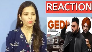 GEDI KULBIR JHINJER FT. TARSEM JASSAR | REACTION