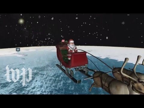 Chuck and Kelly - Santa Tracking: Where's the Man in the Big Red Suit?