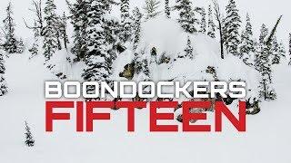 Boondockers 15 - Official Trailer - Geoff Dyer, Kris Kaltenbacher, Erik Woog