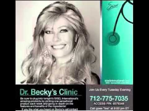 Dr Becky Sisel International TSX Telomeres