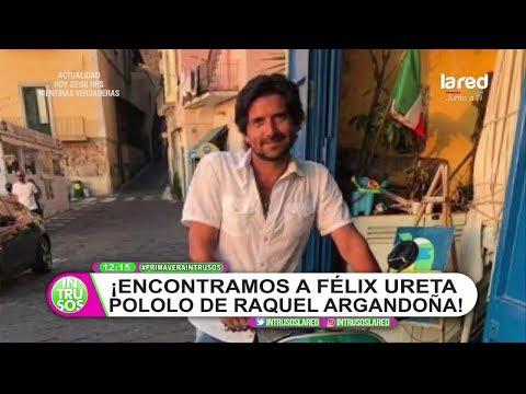 Él es Félix Ureta: el pololo de Raquel Argandoña y que encontramos con su ex